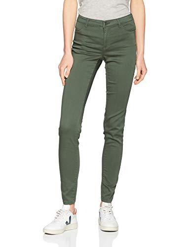 Pantalon, (Vert Kaki 514), W34 (Taille Fabricant:38) Femme