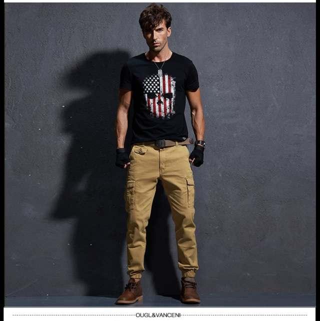 Avec quoi porter un pantalon kaki : Tenue décontractée pour homme