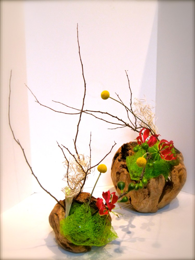 Ikebana International Exhibition @ The Denver Botanic Gardens (2/2)