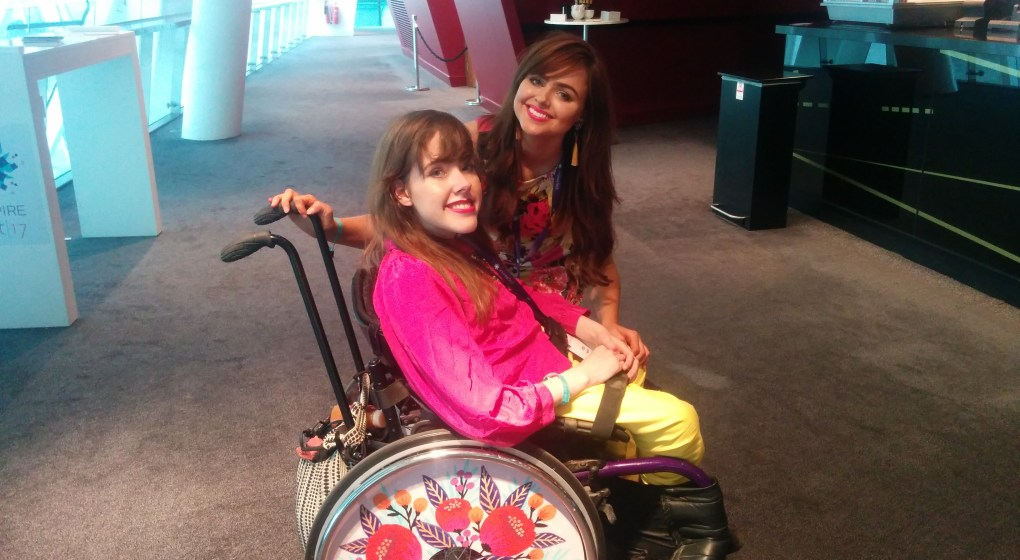 Keane sisters turn wheelchairs into fashion statement with new start-up