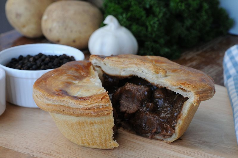 traditional Irish winter recipes, Guinness pie