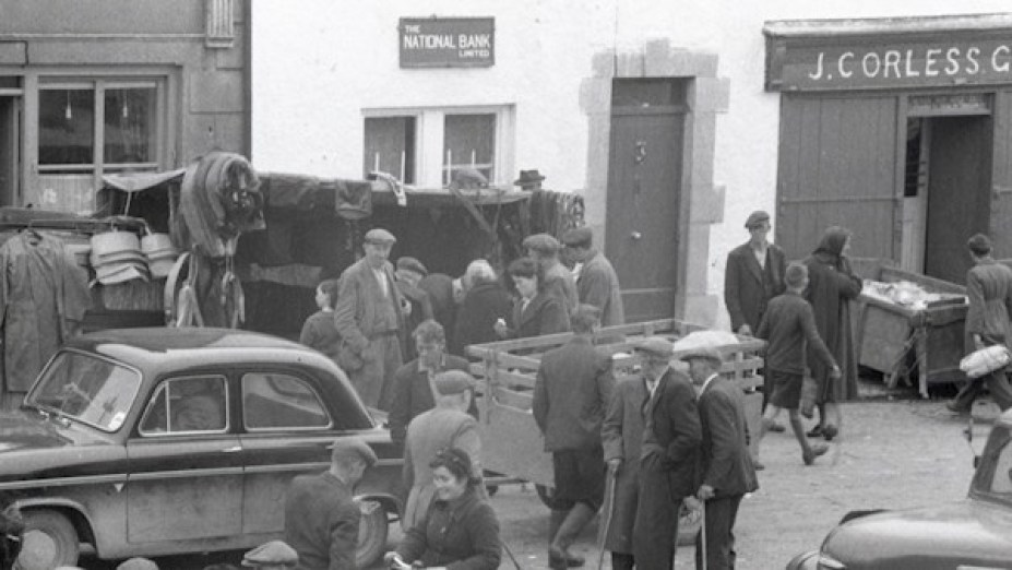 Ireland in focus, historical photos of Ireland
