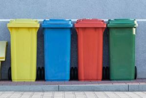 Recycling rules in Dublin
