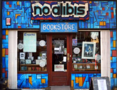 No Alibis Storefront, Independent Bookstores in Ireland