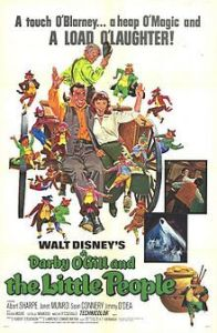 Darby o gill and the little people