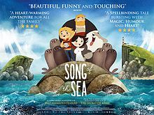 Song of the Sea 2014 film poster