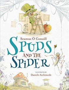 Spuds and the Spider Children's books
