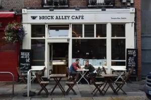 brick alley cafe