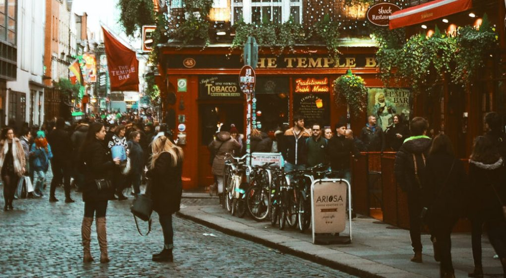 most instagrammable places in Dublin