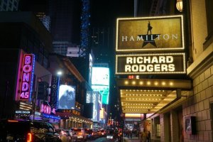 learning history through musical theatre