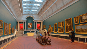 The re-opening of The National Gallery of Ireland
