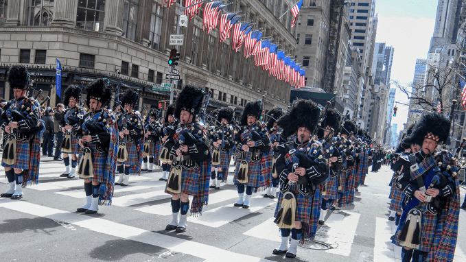 Irish immigration in the United States- history and personal experiences