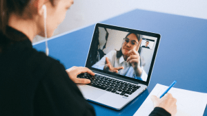 How to ace a virtual interview