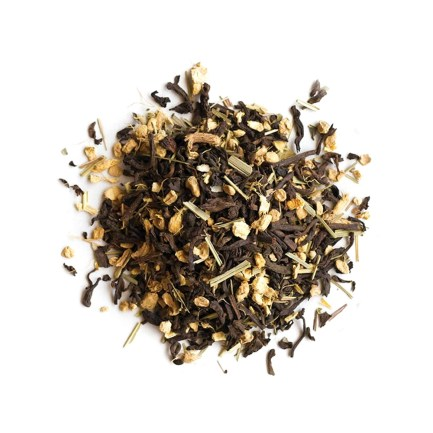 Ginger Organic Pu'erh Tea