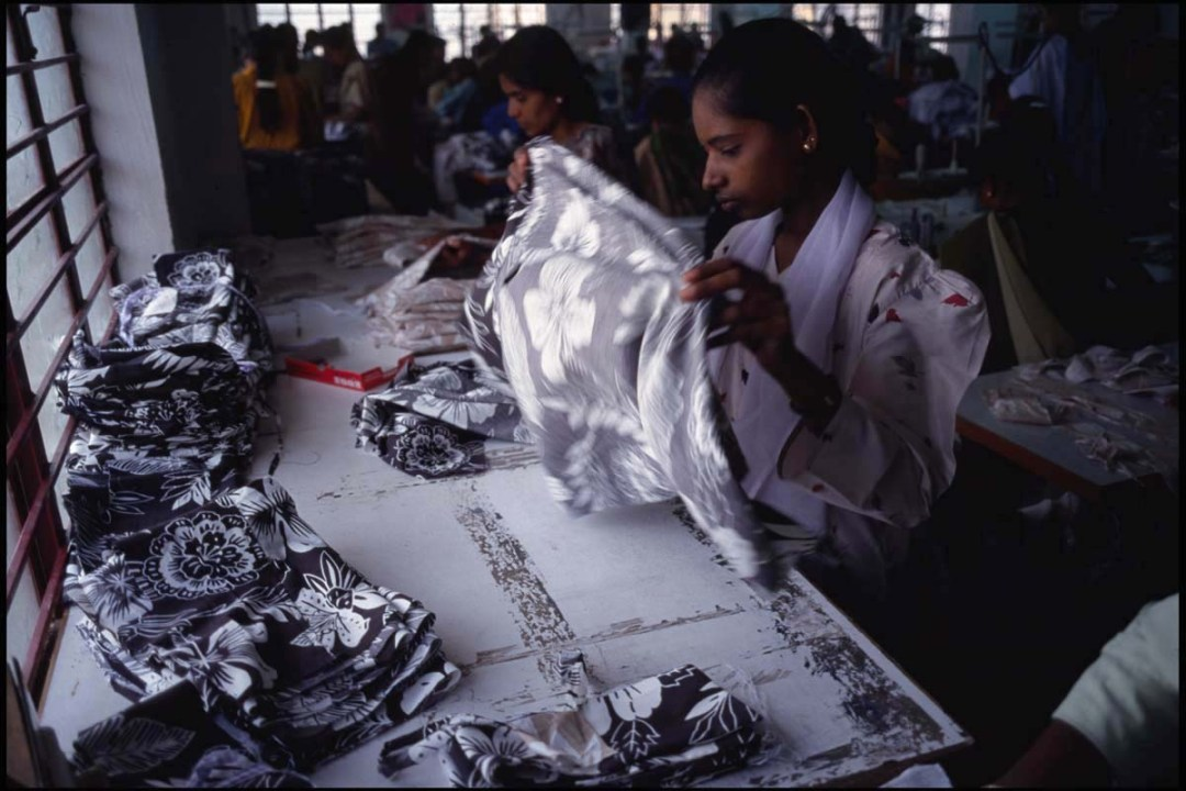 Clothing Factories