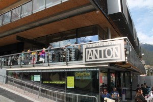 St Anton Cafe Review, Anton Cafe
