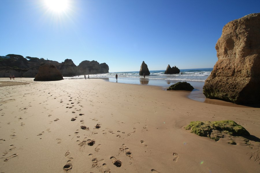 Is Alvor in Portugal a Good Holiday Spot for a Toddler?