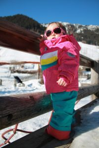 Finding Snow Clothes for a Toddler
