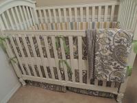 Paisley Summer Baby Bedding Set - BabyLovin