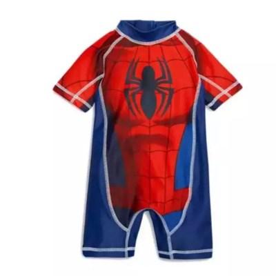 Traje de baño Spiderman.
