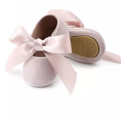 Zapatos gamuza rosado palo