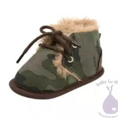 Zapatos de invierno Militares