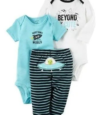 Conjunto carters Beyond Cute