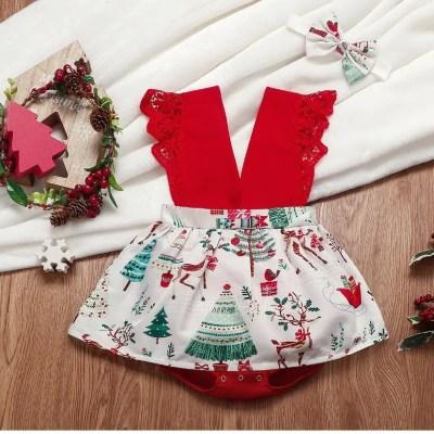 Enterito + Diadema Navidad