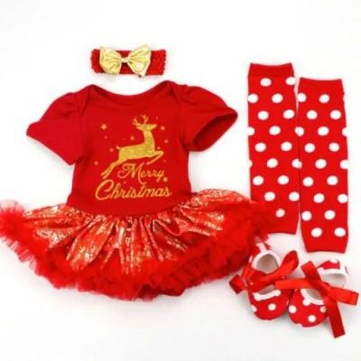 Conjunto Navidad Mery Christmas
