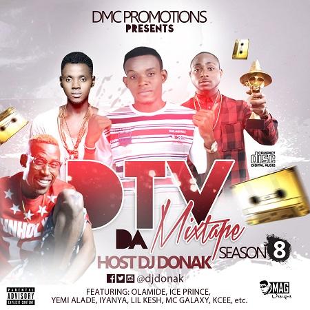 DTV da Mixtape Season 8 ART