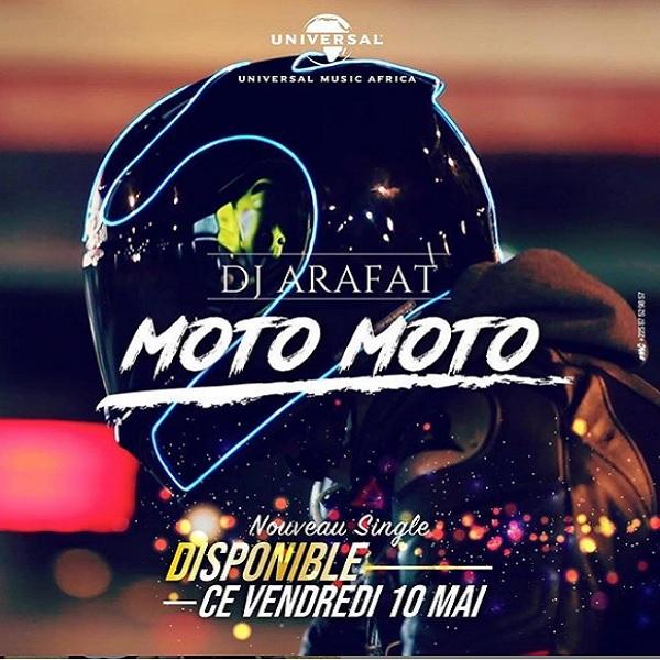 DJ Arafat - Moto Moto