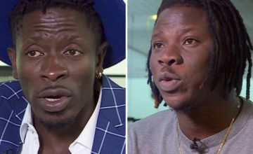 Shatta Wale and Stonebwoy
