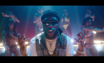 Burna Boy Anybody video