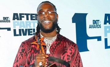Burna Boy BET Awards 2019