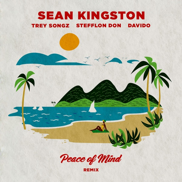 Sean Kingston Peace Of Mind Remix