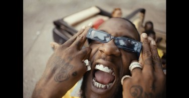 Burna Boy Pull Up Video