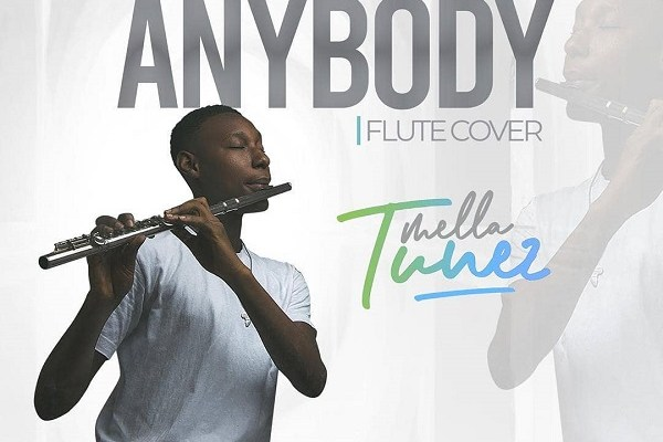 burna boy anybody flute cover