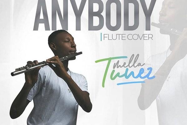 burna boy anybody flute cover