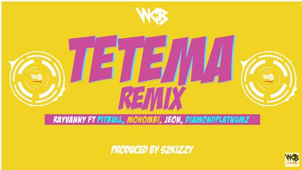 Rayvanny Tetema Remix