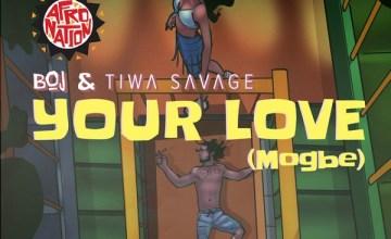 BOJ Your Love Mogbe