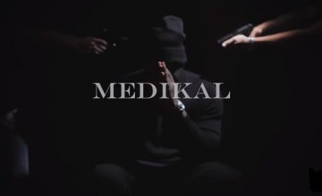Medikal I'm Not Blank I'm Black