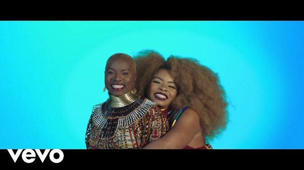 Yemi Alade Shekere ft Angelique Kidjo