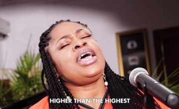 Sinach I Humbly Bow Acoustic Version