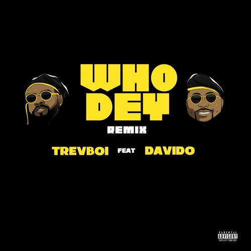 trevboi who dey remix ft davido