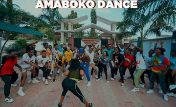 Rayvanny ft Diamond Platnumz Amaboko Dance