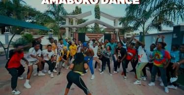 Rayvanny ft Diamond Platnumz Amaboko Dance