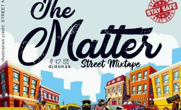 DJ Donak The Matter Street Mixtape