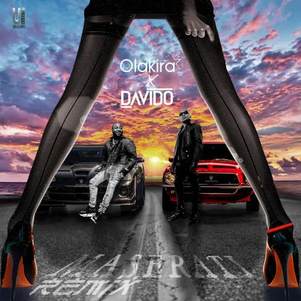 Olakira In My Maserati Remix ft Davido