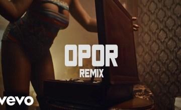 VIDEO: Rexxie Opor Remix ft Zlatan and Ladipoe video