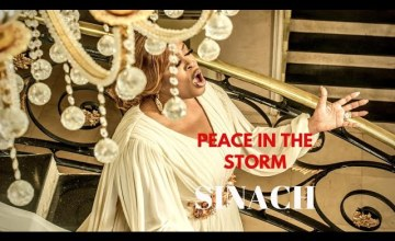 Sinach Peace in the Storm video